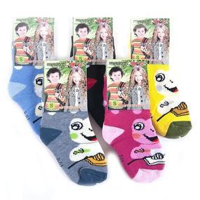 Детские носки С882 Лиза махра S 1-3 года фото