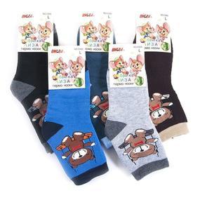 Детские носки С890/1 Лиза махра S 1-3 года фото