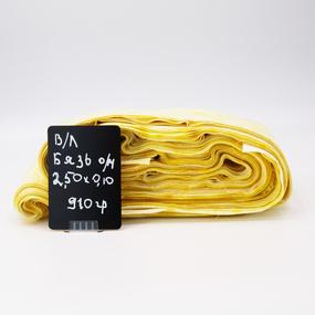 Весовой лоскут Бязь о/м от 0,10 (+/- 2) / 2,5 м 0,910 кг фото