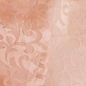 Маломеры портьерная ткань 150 см 100/2С цвет 29 персик 3.2 м фото