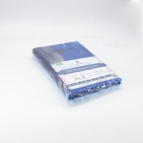Постельное белье из бязи 11761/1 Голубая лагуна Семейный фото