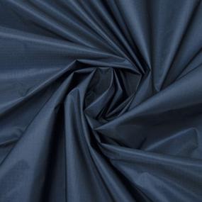 Ткань на отрез дюспо ОТ0107 цвет темно-синий фото