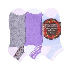 Женские носки Комфорт 474-D4080 размер 36-41 фото