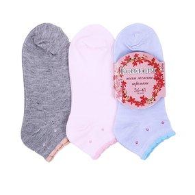 Женские носки Комфорт 474-D4056 размер 36-41 фото