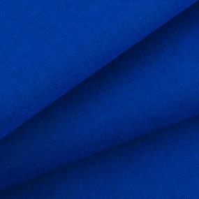 Мерный лоскут бязь ГОСТ Шуя 150 см 13710 цвет василек 14,6 м фото