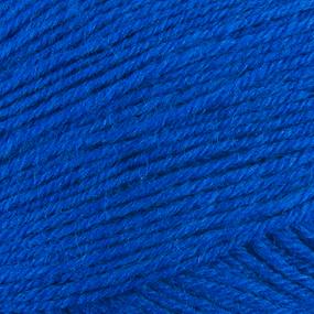 Пряжа для вязания ПЕХ Детский каприз 50гр/225м цвет 491 ультрамарин фото