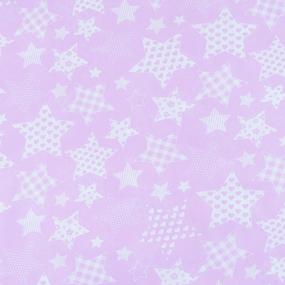 Отрез 150х300 Бязь плательная 150 см 1683/2 цвет розовый фото