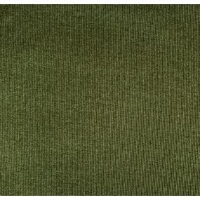 Мерный лоскут кашкорсе с лайкрой Melange 2307-1 цвет хаки 1,1 м фото