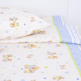 Постельное белье детское бязь 88731 ГОСТ 1.5 сп фото