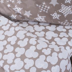 Постельное белье в детскую кроватку 110 фото