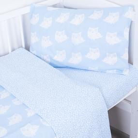 Постельное белье в детскую кроватку 111 фото