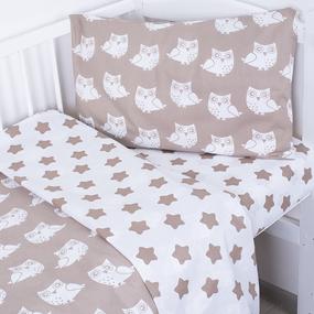 Постельное белье в детскую кроватку 112 фото