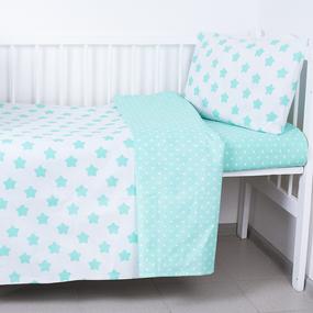 Постельное белье в детскую кроватку 118 фото