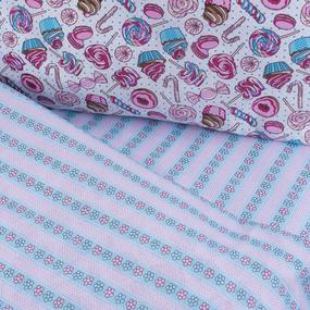 Постельное белье в детскую кроватку 124 фото