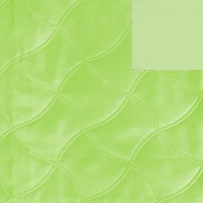 Ультрастеп 220 +/- 10 см цвет салатовый-светло-салатовый на отрез фото