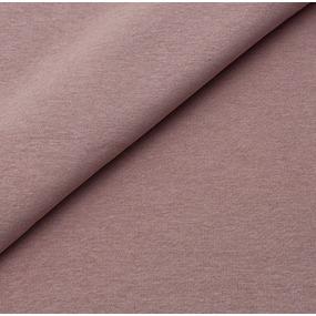 Ткань на отрез футер 3-х нитка диагональный цвет сухая роза фото