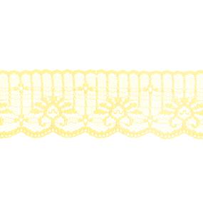 Кружево капрон 45 мм/10 м цвет 723 св-желтый фото