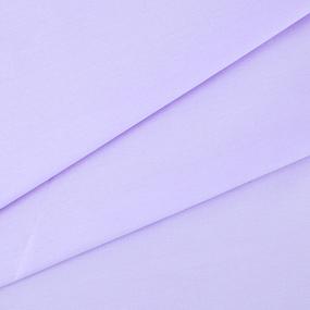 Поплин гладкокрашеный 220 см 115 гр/м2 цвет сирень фото