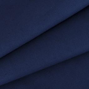 Ткань на отрез саржа 12с-18 цвет синий 269 фото