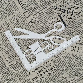 Ткань на отрез лен TBY-DJ-34 Журнал фото