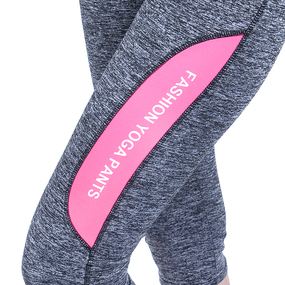 Женские спортивные бриджи 208 цвет розовый размер L-3XL (42-48) фото