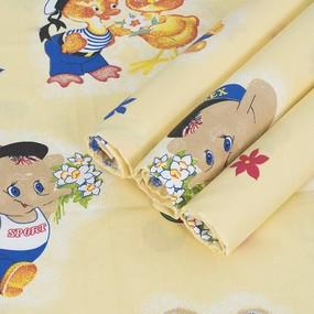 Пеленка бязь c детским рисунком 3 120/73 фото