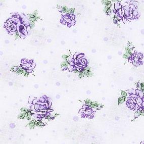 Ткань на отрез ситец белоземельный 80 см 85852 фото