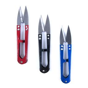 Ножницы перекусы 1 металл расцветки в ассортименте фото