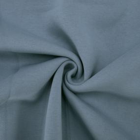 Маломеры футер 3-х нитка компакт пенье начес цвет арона серый 1 м фото