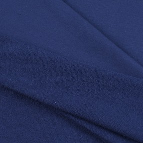 Ткань на отрез футер петля с лайкрой Medieval Blue 9070 фото