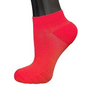 Женские носки АБАССИ XBS8 цвет коралловый размер 35-38 фото