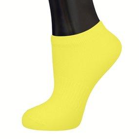 Женские носки АБАССИ XBS12 цвет желтый размер 35-38 фото