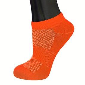 Женские носки АБАССИ XBS12 цвет оранжевый размер 35-38 фото
