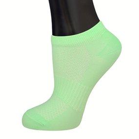 Женские носки АБАССИ XBS12 цвет салатовый размер 35-38 фото