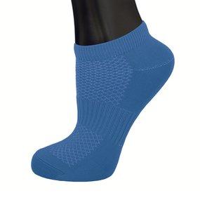 Женские носки АБАССИ XBS12 цвет стальной синий размер 35-38 фото
