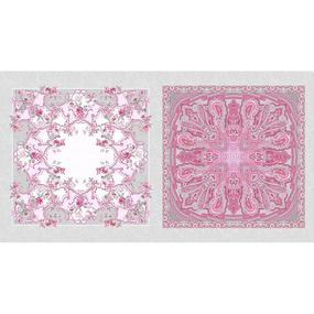 Перкаль 150 см набивной арт 140 Тейково рис 13185 вид 4 Armonica фото