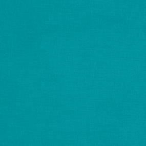 Ткань на отрез поплин гладкокрашеный 220 см 115 гр/м2 цвет тиффани фото