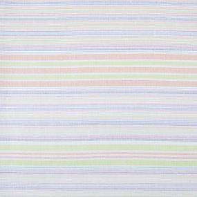 Простынь полулен Полоски 1.5 сп фото