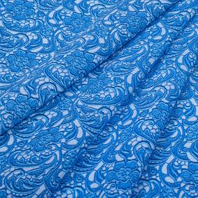 Бязь 120 гр/м2 150 см 11348/1 Румба цвет синий фото