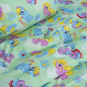 Детское постельное белье из бязи Шуя 1.5 сп 86432 ГОСТ фото