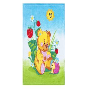 Полотенце махровое Sunvim 13В-14 Медвежонок 25/50 см фото