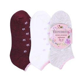 Женские носки Комфорт 474-D4053 размер 36-41 фото