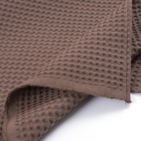 Набор вафельных полотенец Премиум 3 шт 45/70 см 842 шоколад фото