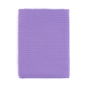 Полотенце вафельное банное Премиум 150/75 см 622 сирень фото