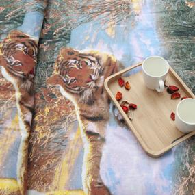 Пододеяльник бязь 305/1 Уссурийский тигр 1.5 сп фото
