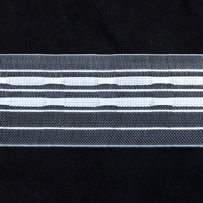 Тесьма шторная 607-0 ширина 60 мм (50 м) фото