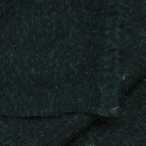 Весовой лоскут №4.55 Драп ворс зеленый 0,6 - 0,9 (+/-2см) м 1,170 кг фото