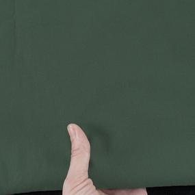 Ткань на отрез футер 3-х нитка диагональный 2364-1 цвет хаки фото