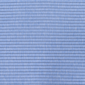Ткань на отрез футер с лайкрой Жаккард цвет голубой фото