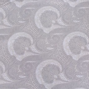 Ткань на отрез Тик 220 см 145 +/- 5 гр/м2 Огурцы цвет бежевый 2337/1 фото